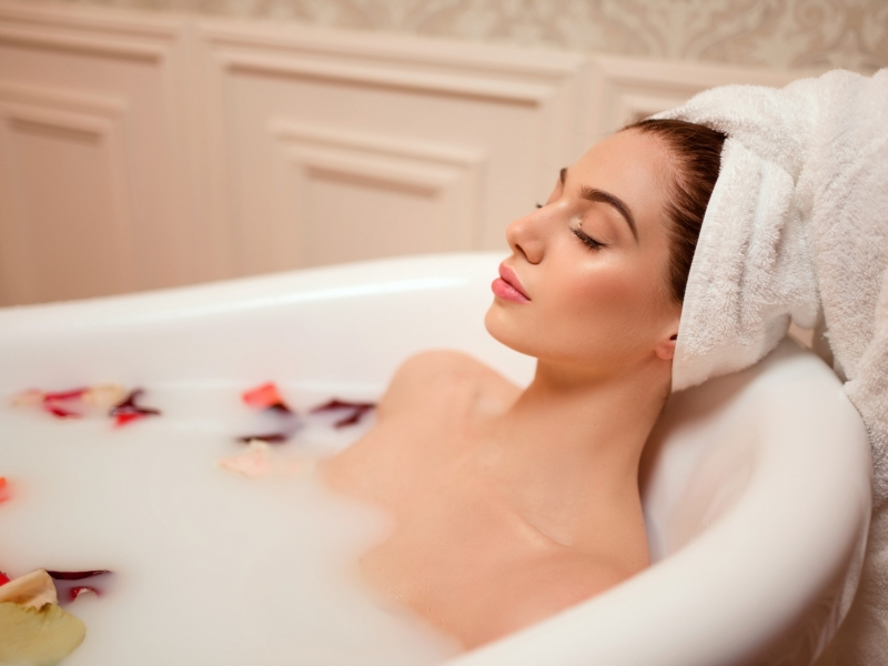 お風呂で冷え対策!体の芯から温まる入浴術