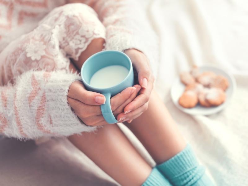 厚着をしても体が冷える…寒がりの原因は「自律神経の乱れ」かも!