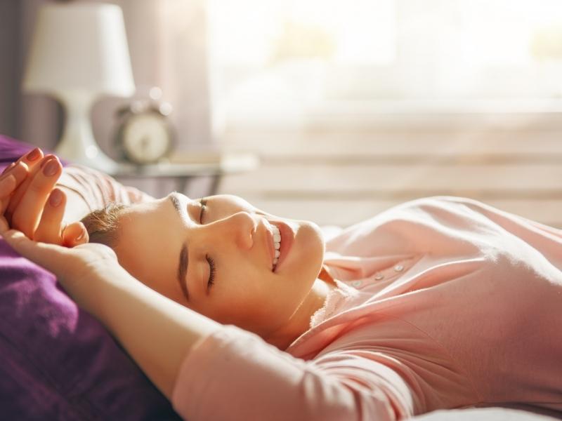 気持ちいい睡眠をとるには?眠りの質を上げる4か条