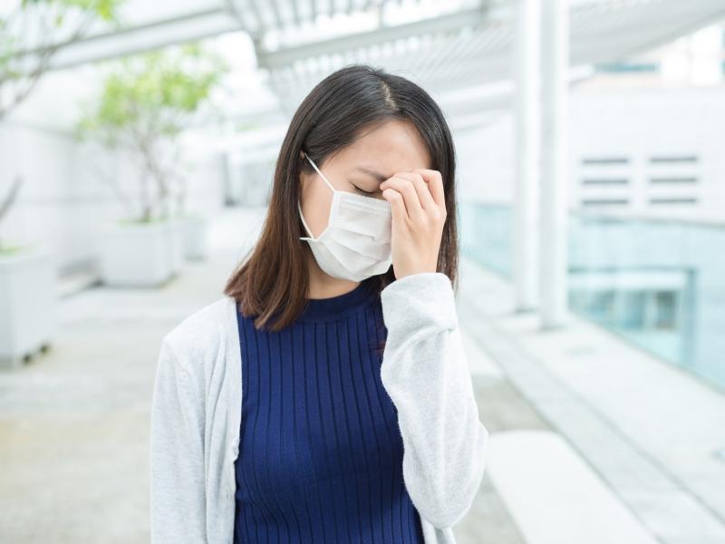 【花粉症対策】つらい不調を和らげる反射区4選