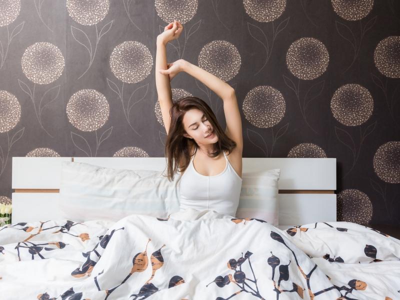 「寝る前ストレッチ」で睡眠の質を高める!