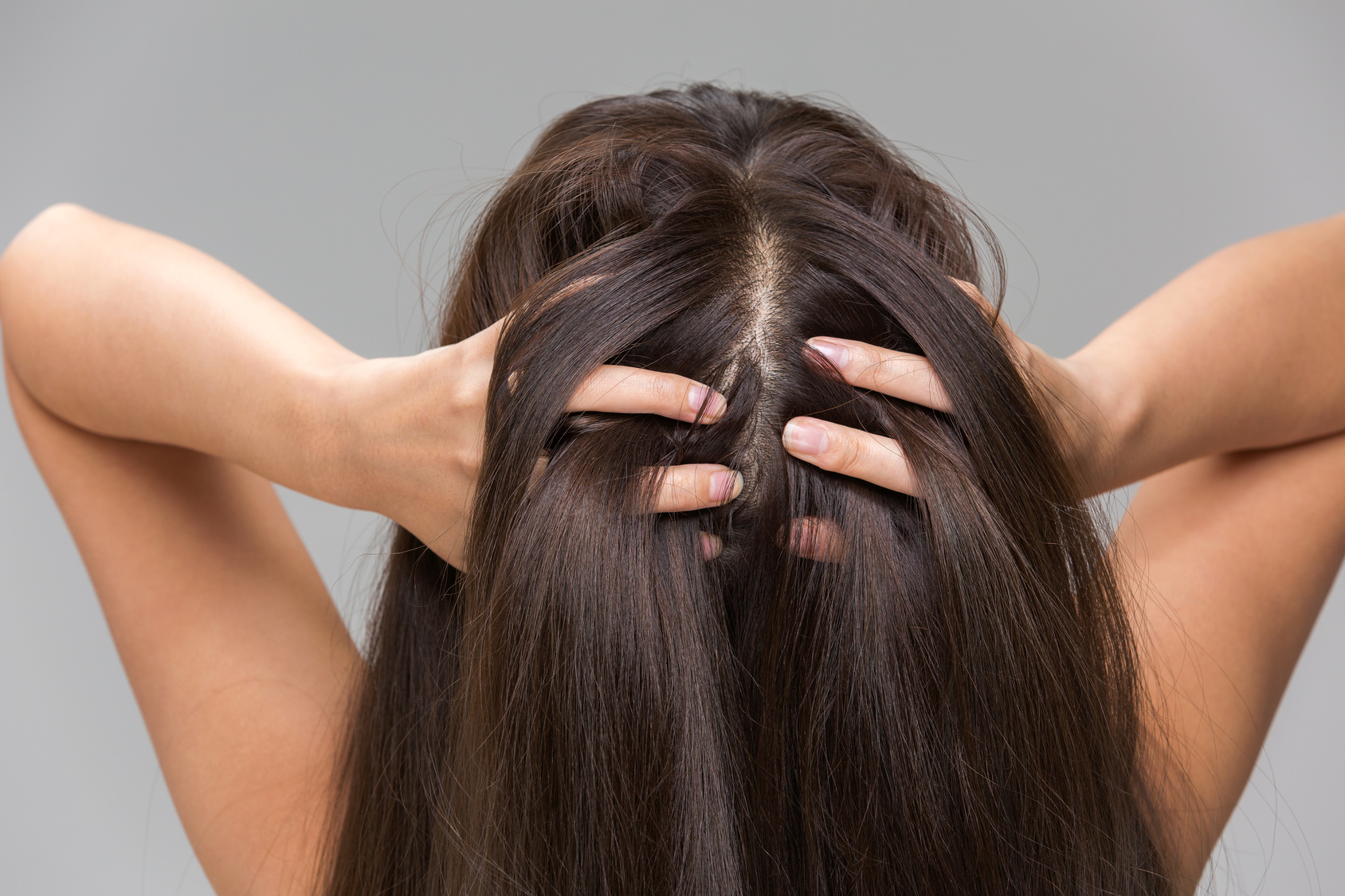 how to scalp massage 2
