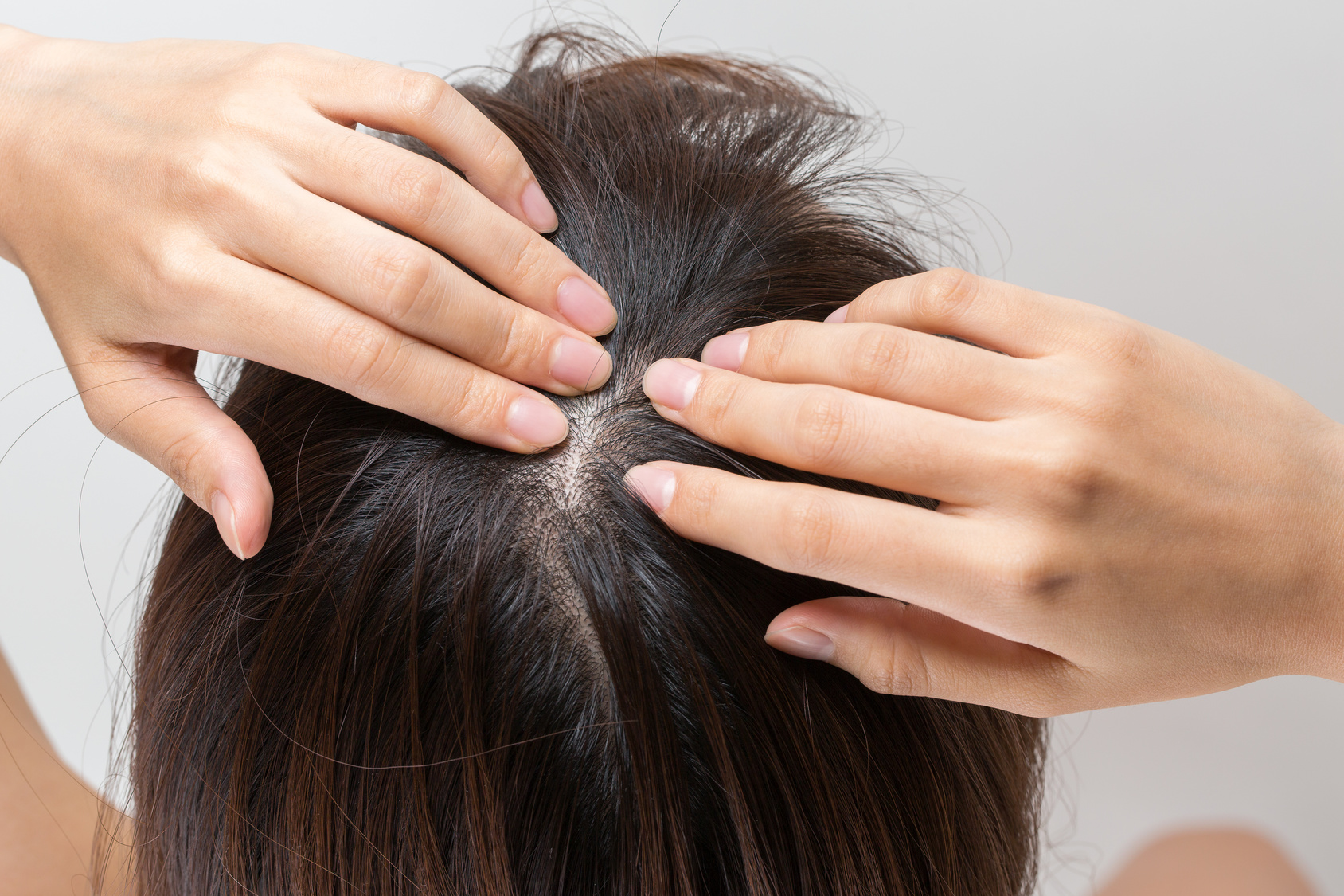 how to scalp massage 3