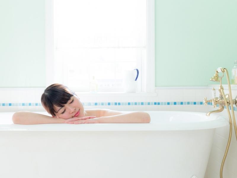 お風呂で夏バテ対策。疲れをとるための入浴法