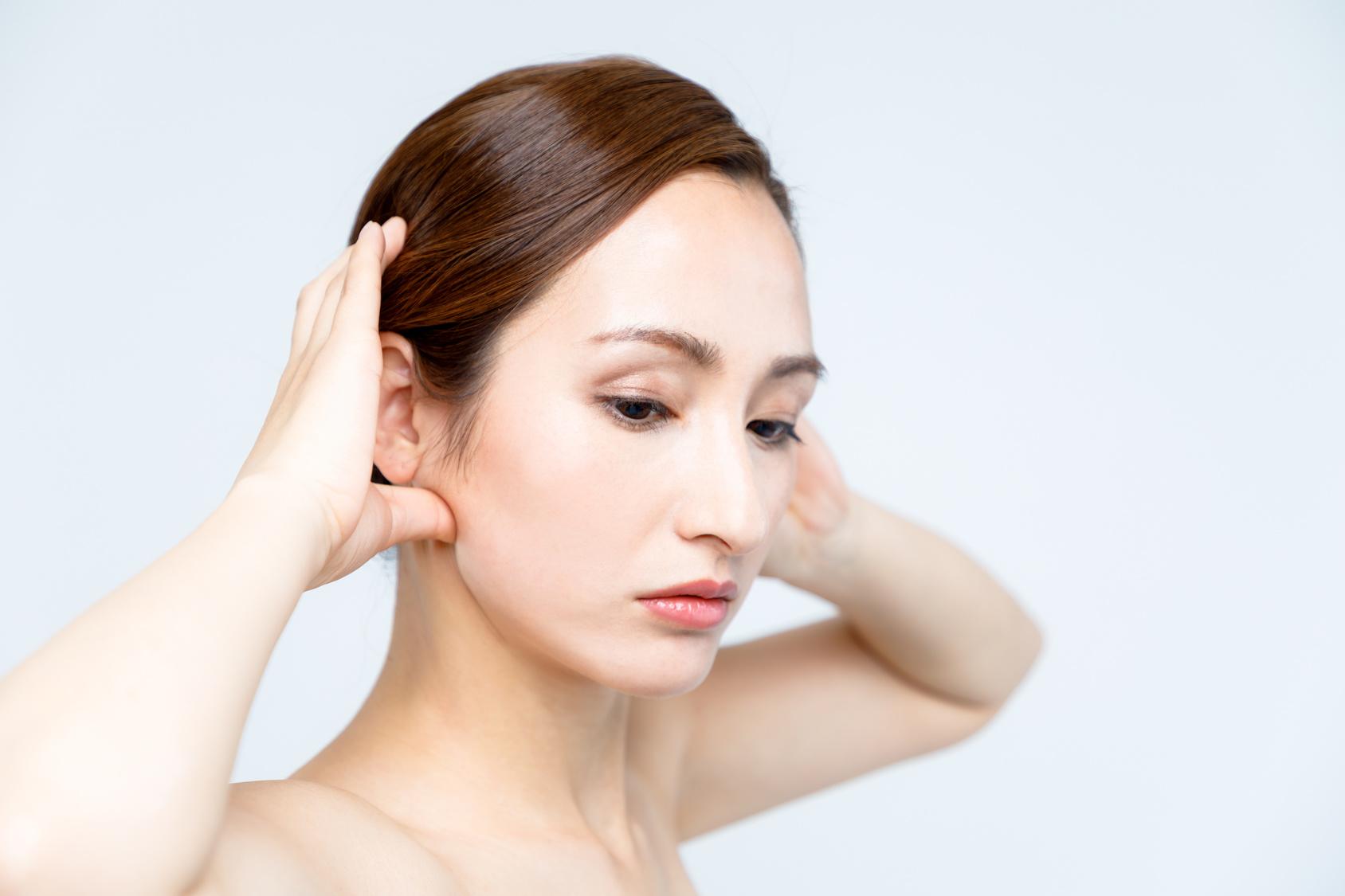 顔のたるみを改善するにはヘッドマッサージがおすすめ!