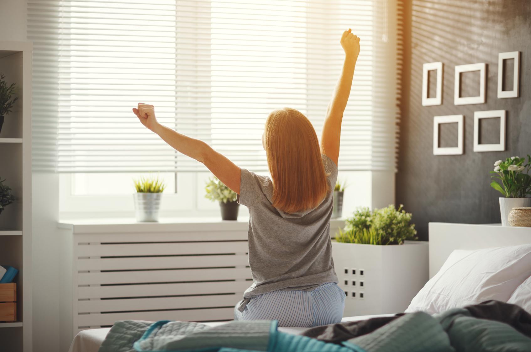 朝すっきり目覚めるために「睡眠の質」を高めよう!