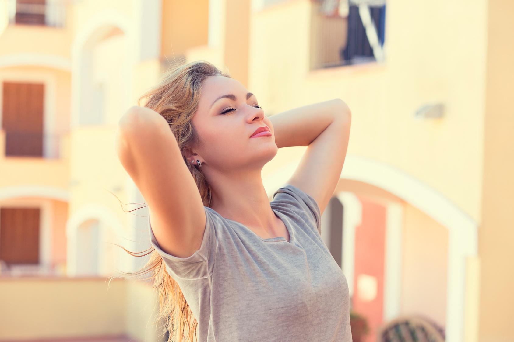 正しい呼吸法を身に着ける5つのメリット