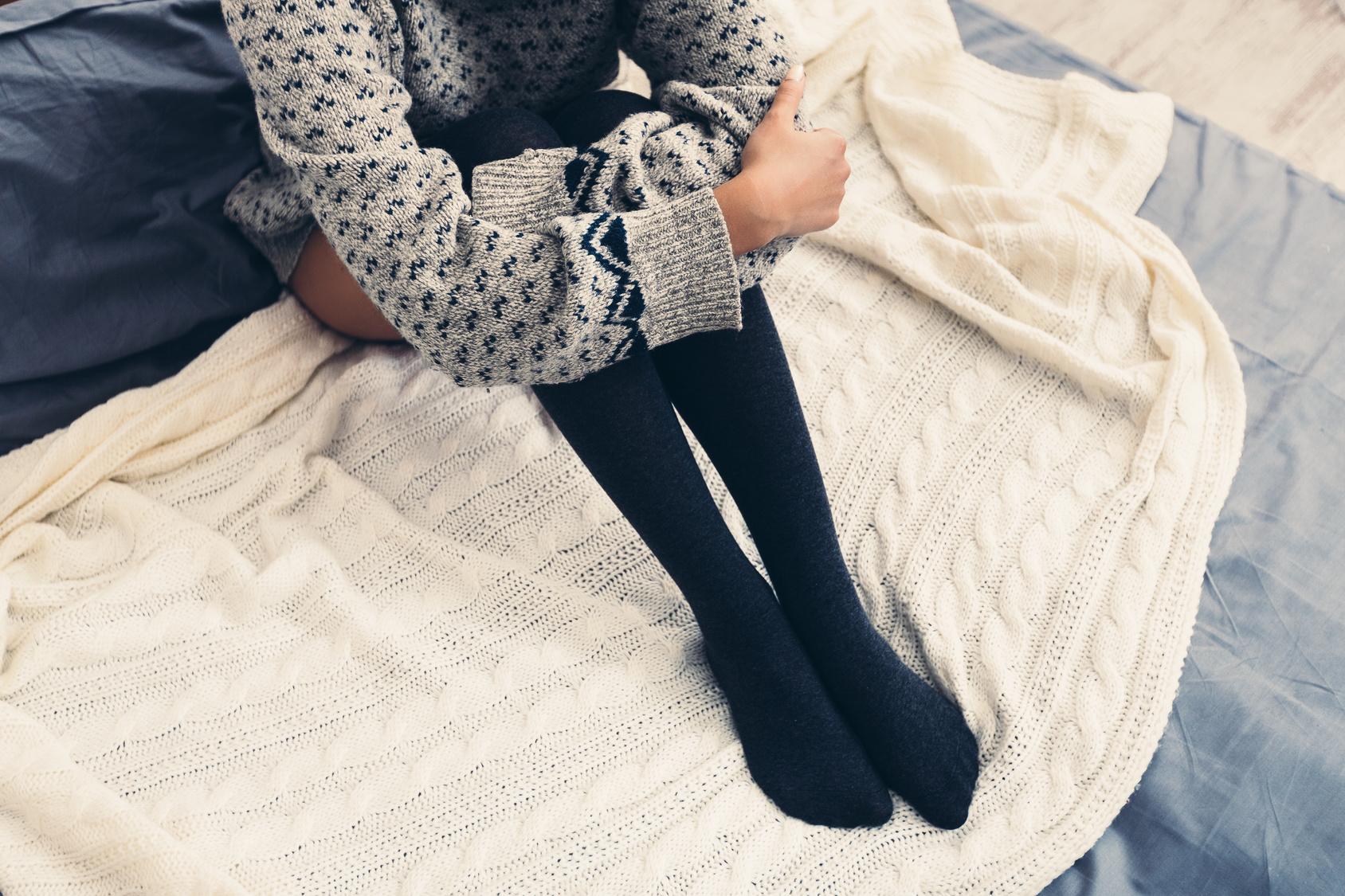 足先が冷たくて眠れない夜の対処法