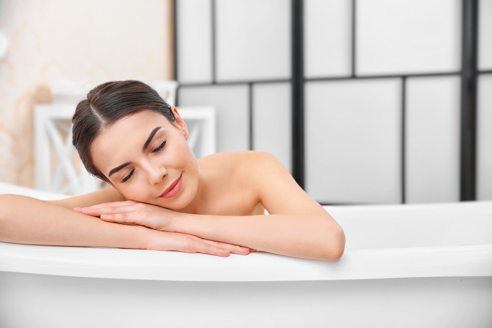 お風呂美容を始めよう!きれいになるための入浴法